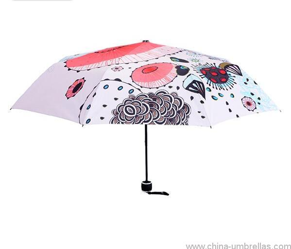 8k-pongee-metal-rib-ladies-folding-umbrella-02