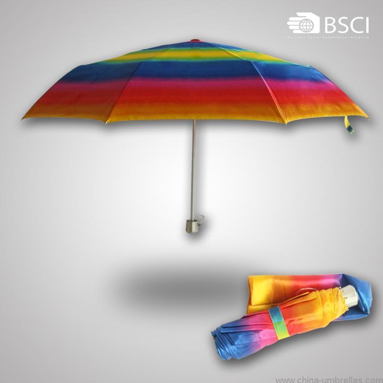 aluminum-material-satin-fabric-fold-umbrella-rainbow-01