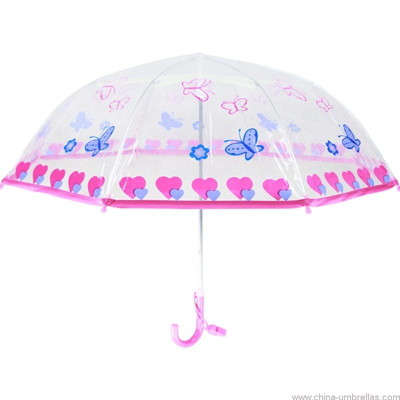 auto-open-clear-umbrella-with-butterfly-01
