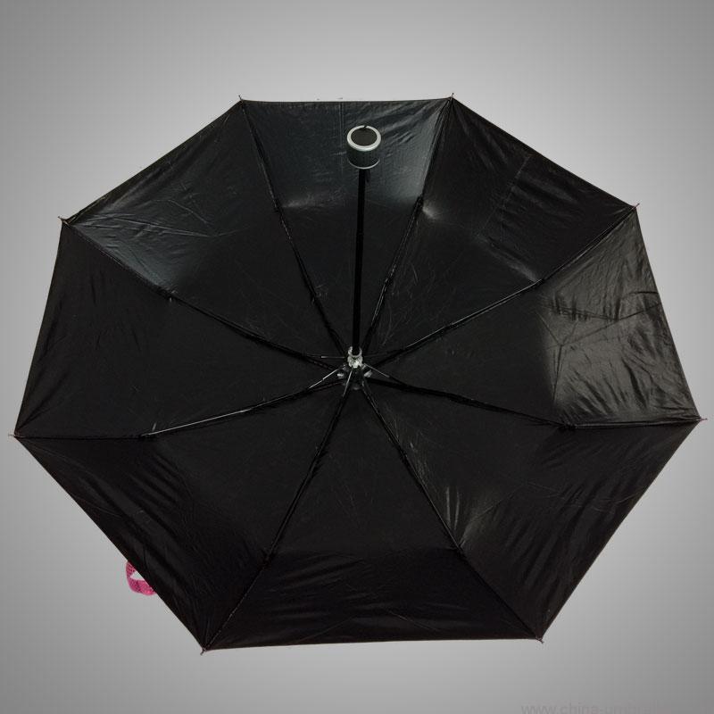 black-coated-pongee-uv-protection-umbrella-01