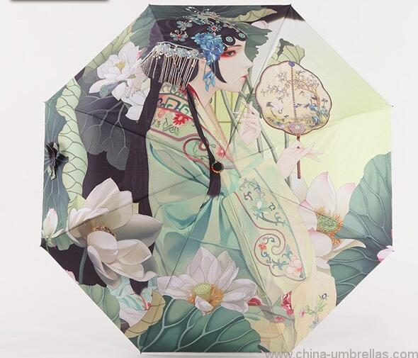 chinese-ancient-style-girl-graphics-fold-umbrellas-02