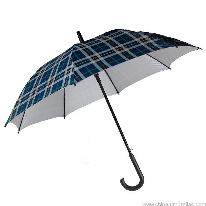065edf807ee3a chinese style tartan straight umbrella - china Umbrellas