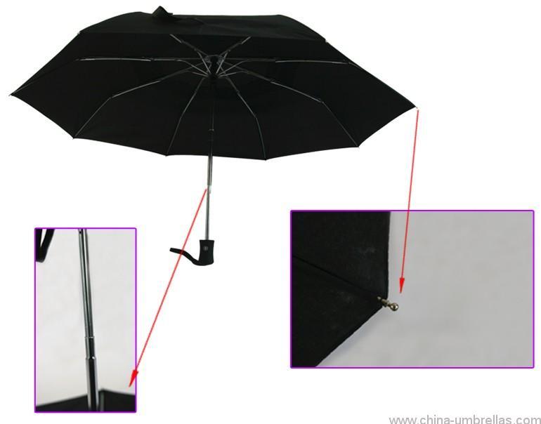 double-layer-3-folding-black-auto-open-close-vent-umbrella-04