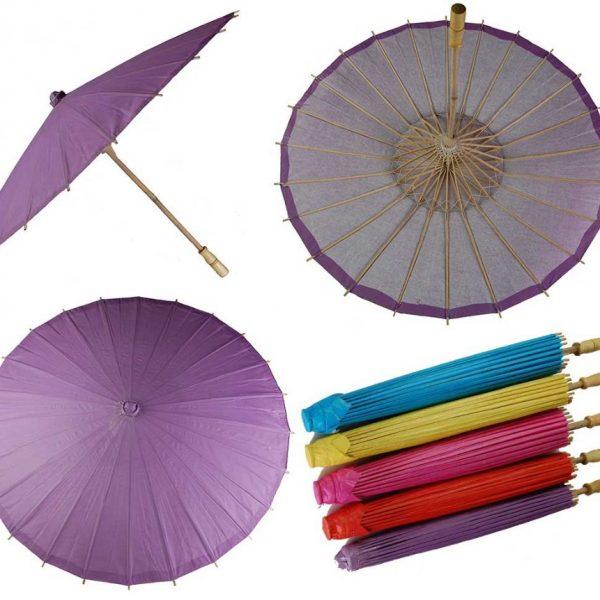 Handicrafts Paper Parasol Umbrella Hamarara China