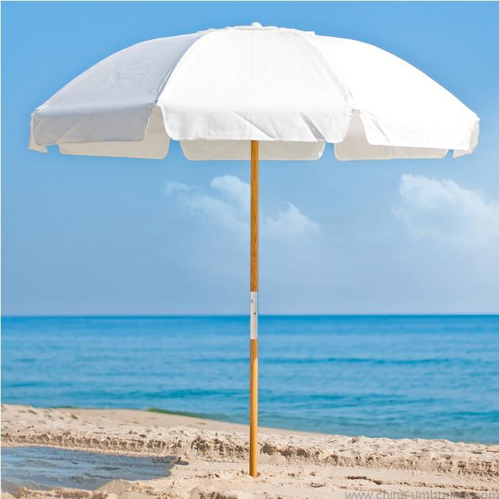 metal-and-wooden-frame-white-beach-umbrella-02