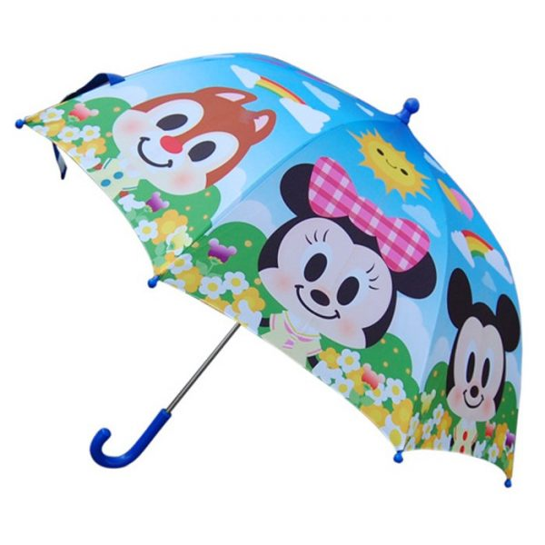 4059af5a0ea01 Mickey Mouse printing cartoon umbrella for kids - China Umbrellas
