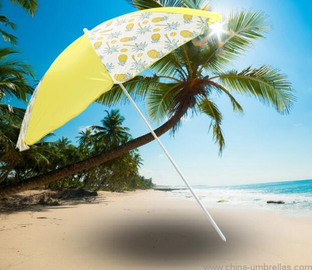 Promotional Beach Umbrella China