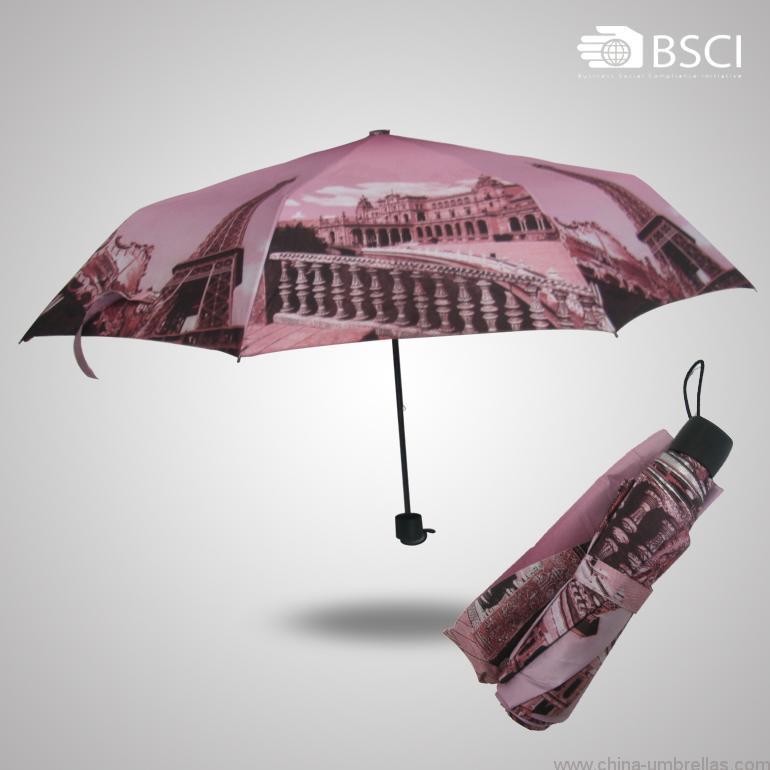silver-fabric-heat-transfer-print-3-folding-london-umbrella-05